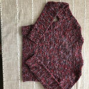 Women's free people sweater size medium